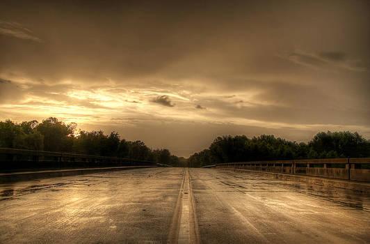 Stormy Bridge by David Paul Murray