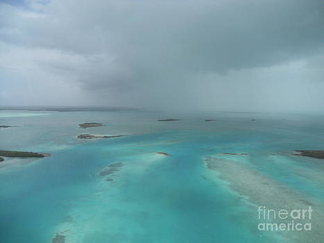 Stormy Clouds Turks and Caicos by Ty Cook
