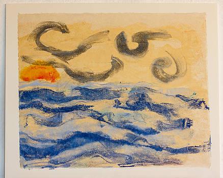 Stormy Dawn by Carmen Williams