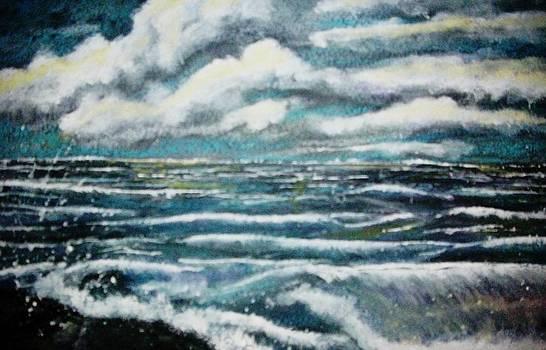 Stormy Day by Fabrizio Mapelli
