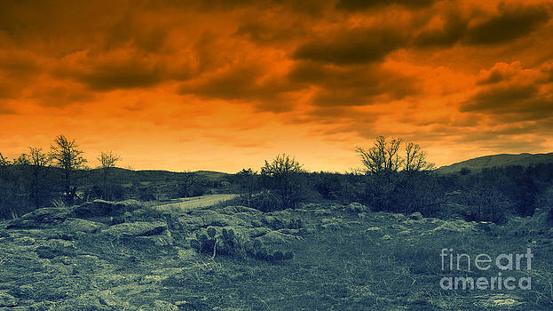 Stormy Night by Mickey Harkins