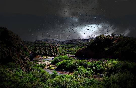Stormy pass by Bill Zielinski
