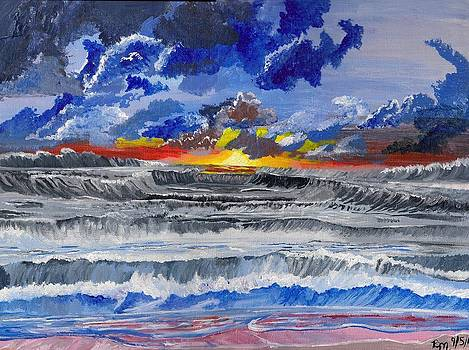 Stormy Seas by Beverly Marshall
