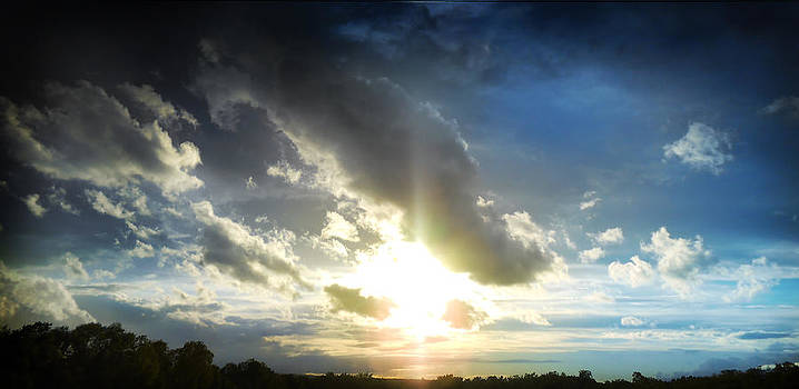 Stormy Skies by Jonathan Westfall