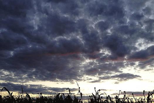 Daniel Kasztelan - stormy sky