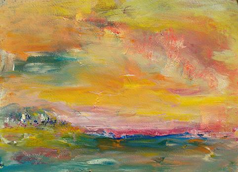 Stormy Sky by Tonya Schultz