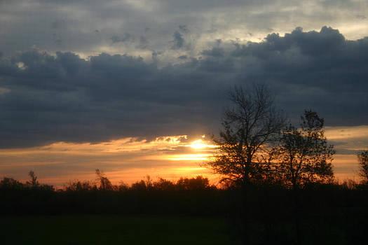 Rick De Wolfe - Stormy Sunrise