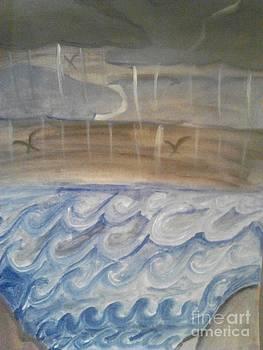 Stormy Weather by Amelia Rodriguez