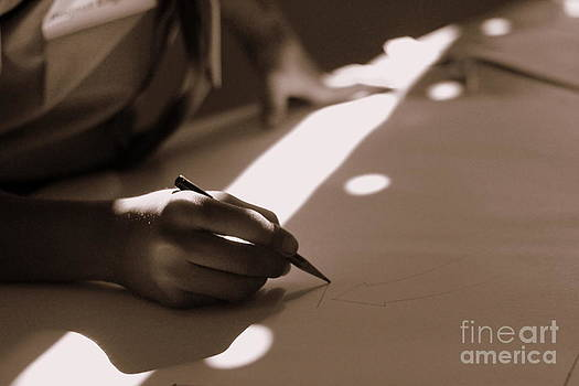 Story of light and shadows by Vishakha Bhagat