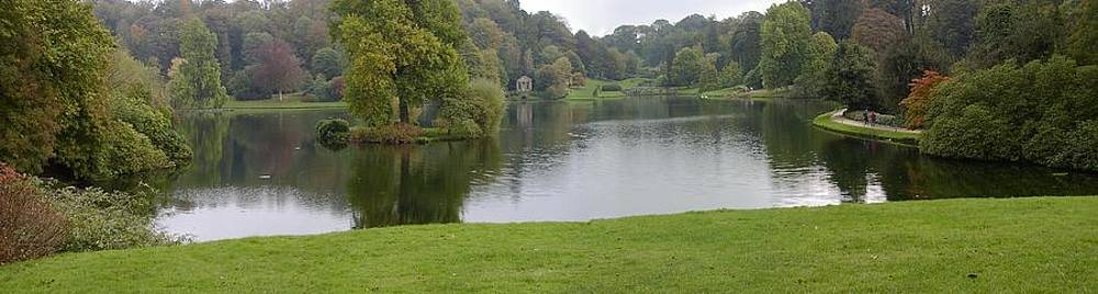 Stourhead by Fred Whalley