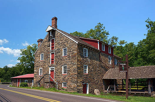 Stover-Myers Mill by Lanis Rossi