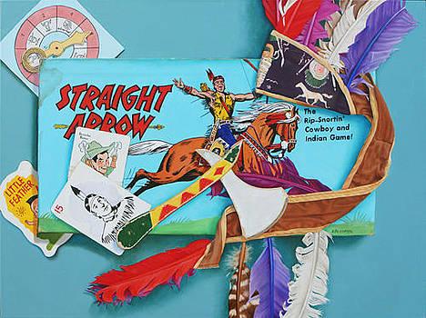 Straight Arrow by K Henderson by K Henderson