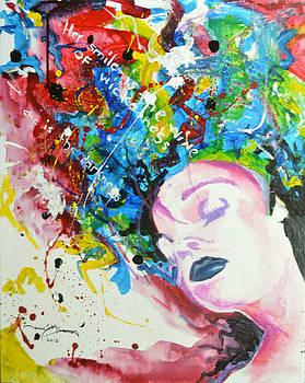 Strange Woman by Isaac Thomas