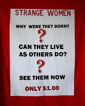 Strange Women by Ralph LeCompte