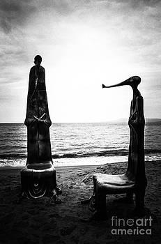 Strangers  by Alex Tuzinsky
