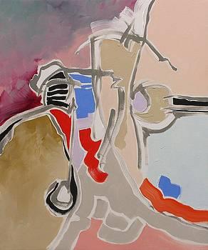 Strangers by Linda Monfort
