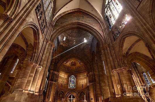 Oscar Gutierrez - Strasbourg Cathedral