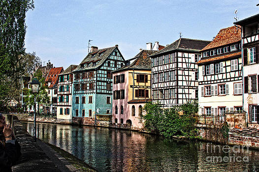 Strasbourg France by Jill Smith