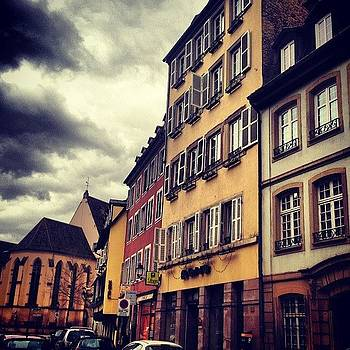 Strasbourg Looks Like Boston. And Now by Ashley Millette