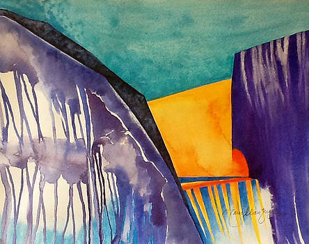 Strata # 16 by Caron Sloan Zuger