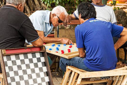 Bob Hislop - Strategic Move