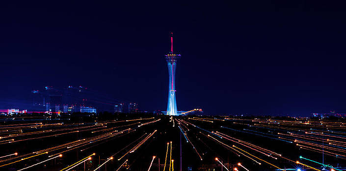 Stratosphere Tower by Arnold Despi