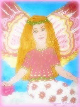 Maryann  DAmico - Strawberry Blonde Angel
