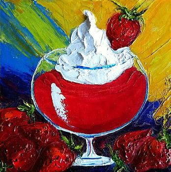 Strawberry Daiquiri by Paris Wyatt Llanso