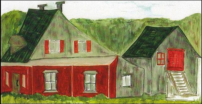 Lesley Fletcher - Strawberry Farm