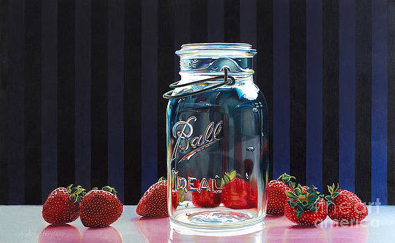 Strawberry Jam by Arlene Steinberg