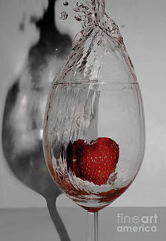 Strawberry by Kristofer Mani Axelsson
