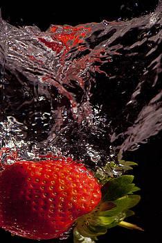 Strawberry Splash 2 by Leon James
