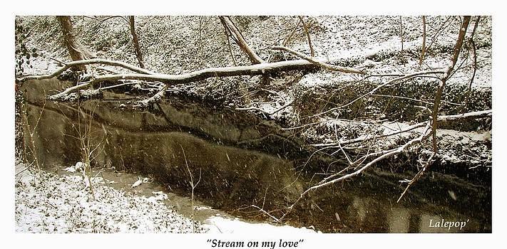 Stream on my love by James  Lalepop Becker