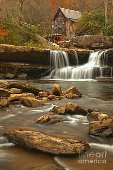 Adam Jewell - Streaming Below The Glade Creek Grist Mill