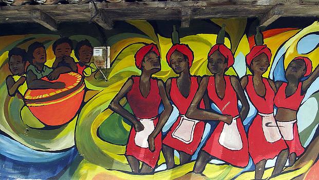 Kurt Van Wagner - Street Art Ecuador Salinas 2