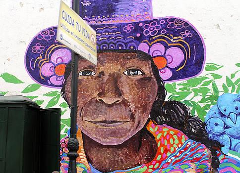 Kurt Van Wagner - Street Art Lima Peru 1