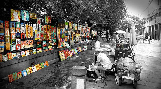 Richelle Munzon - Street Art