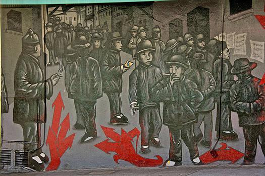 Steven Lapkin - Street Art San Francisco