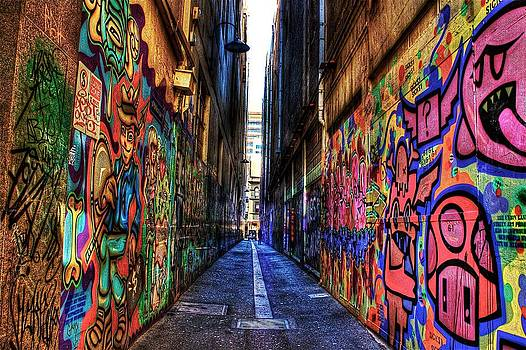 Street Art by Shane Dickeson