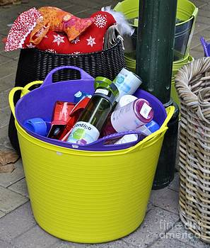 Street basket by Bobby Mandal