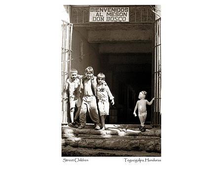 Street Children by Tina Manley