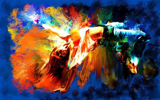Street Dance by Brian Tones