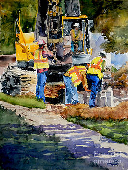 Street Improvements by Ron Stephens