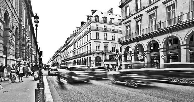 Street Life by Ricardo Machado