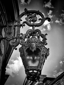 Street Light by Karen Lindale