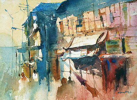 Street by Mohan