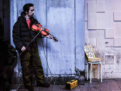 Street Music by Ryan Routt