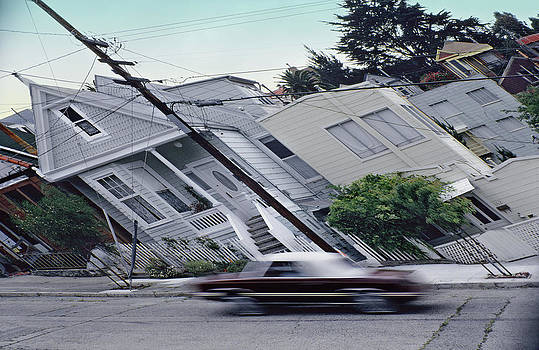 Daniel Furon - Street of San Francisco