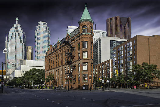 Street of Toronto by Paul Pascal