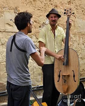 Street performer2 by Bobby Mandal